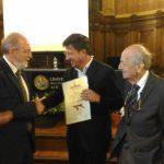 Il Premio Menichella al patron dei Colloqui di Martina Franca