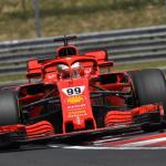"""Formula 1. Giovinazzi da record nei test all'Hungaroring: """"Volevo dimostrare di essere all'altezza"""""""
