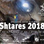 """Gruppo Speleologico Martinese: al via la spedizione in Albania """"Shtares 2018"""""""