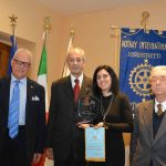 Martinesi nel mondo 2018. Dal Rotary Club un riconoscimento per Alba Fiorentino