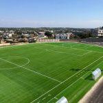 Il campo sportivo di Ceglie scelto dalla FIGC come centro d'eccellenza nazionale per giovani calciatori e calciatrici