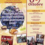 """Al via la """"Festa del vino"""" fra i vicoli del centro storico di Locorotondo"""