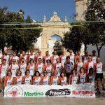 """Quattro atleti della """"Martina Franca Running"""" alla Maratona di New York"""