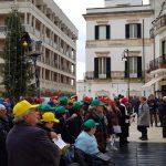 Musica e volontariato in piazza. Grande successo per la manifestazione del CAV