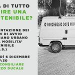 Piano Urbano per la Mobilità sostenibile, domani la presentazione del percorso condiviso