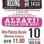 One Billion Rising 2019. Si torna a danzare per dire basta alla violenza maschile sulle donne