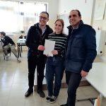 Alternanza Scuola Lavoro all'IISS Leonardo da Vinci di Martina Franca: premiata un'allieva del corso per odontotecnici