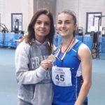 Alteratletica: Record Regionale 60 metri Piani Indoor per Antonella Todisco
