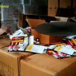 Colla tossica: sequestrato maxi stock tra Puglia e Campania. Coinvolti i finanzieri di Martina Franca