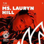 Locus 2019: il 7 agosto arriva a Locorotondo Lauryn Hill