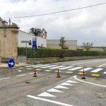 Viabilità e sicurezza: attraversamento pedonale rialzato a Sant'Elia