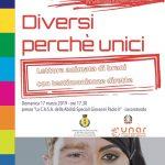 Locorotondo: insieme all'UNAR e alla C.A.S.A. contro le discriminazioni razziali