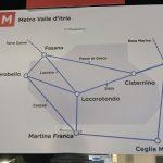 Metropolitana della Valle d'Itria. Iniziati i lavori