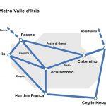 Metro Valle d'Itria. I risultati di uno scherzo