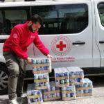 Un aiuto concreto per le famiglie: l'operato della Croce Rossa di Martina Franca