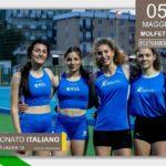 Alteratletica: ottima  prova ai Campionati di Molfetta