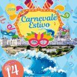Domenica 14 luglio a Locorotondo arriva la prima edizione del carnevale estivo