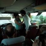 Concerto a sorpresa sul bus per Matera: il Festival arriva nella Capitale Europea della Cultura