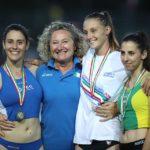 Alteratletica: Argento per Francesca Semeraro nel salto con l'asta