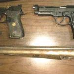 Martina Franca: Sorpresi con armi clandestine, denunciati due fratelli