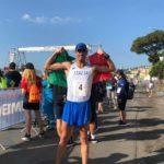 Universiadi 2019: Gregorio Angelini (Alteratletica) è ottavo alla 20km di marcia