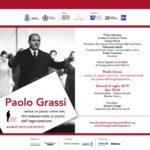 100 anni fa nasceva Paolo Grassi. A Palazzo Ducale una mostra in suo onore