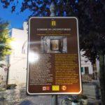 """""""Largo della rotella"""": inaugurata la targa in largo Mazzini a Locorotondo"""