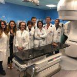 """Radioterapia. Al """"Miulli"""" il 1° intervento in Italia con tecnologia STAR eseguito dalla dott.ssa Fiorentino"""