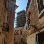 Ceglie Messapica: Via libera alla seconda fase dei lavori che interesseranno la Torre del Castello Ducale