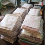 """Donati 135 libri della Prof.ssa Clori alla biblioteca scolastica dell'I.C. """"Marconi-Oliva"""" di Locorotondo"""