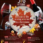 Locorotondo: al via la 37esima edizione  della Festa del Vino