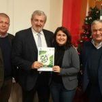 Legambiente, Martina Franca premiata come Comune Riciclone: differenziata al 73,5%