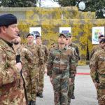 16° Stormo, oggi la consegna del Basco ai nuovi Fucilieri dell'Aria