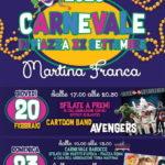 Martina Franca, tornano i festeggiamenti di Carnevale. Tutti gli eventi
