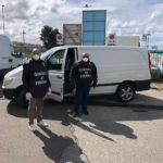 Mascherine sequestrate dalla Guardia di Finanza e consegnate all'ASL di Taranto