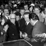 Quarant'anni fa Pertini a Martina Franca. Il ricordo dell'ANPI