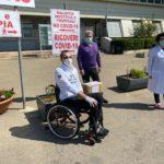 Coronavirus. Donazione all'ASL di Taranto dal Gruppo Sportivo Paralimpico della Difesa
