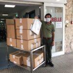Donati 350 camici al Pronto Soccorso di Martina Franca