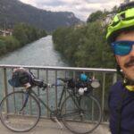 Antony Monterisi oggi arriverà in Italia. Una tappa a cavallo delle Alpi