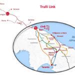 FS italiane lancia il piano estivo: parte Trulli link e Salento Link