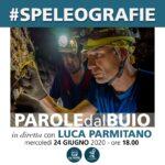 Tra grotte e spazio: #Speleografie incontra  l'astronauta Luca Parmitano