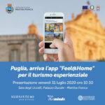 """Turismo esperienziale e interattivo. A Martina Franca arriva l'app """"Feel @ Home"""""""