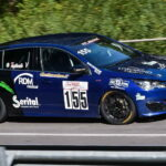 CIVM, a Gubbio weekend agrodolce per Tagliente: squalifica in gara1 e 2° posto in gara2