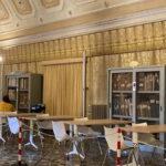 Biblioteca comunale. L'amministrazione riconosce le criticità e promette interventi