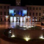 Settimana del diabete: il Palazzo di Città si illumina di blu