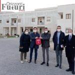 """Orizzonti Futuri onlus: dona un defibrillatore alla Fondazione """"Domus Sancta Familia"""" di Locorotondo"""