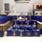 Natale solidale. Dal Rotary Club buste di spesa per le famiglie più deboli