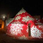 Christmas lights: ad Alberobello il Natale prosegue fino al 10 febbraio