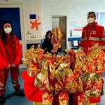 Uova di Pasqua per i bambini del SS. Annunziata: l'iniziativa benefica della Croce Rossa Italiana