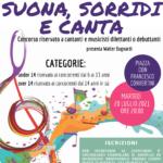 Locorotondo: al via la 1^ edizione di Suona, sorridi e canta